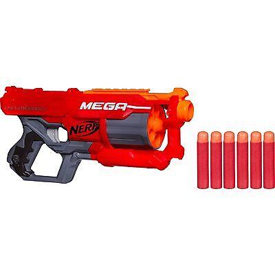 lite Mega Cyclone Shock, Nerf Gun, rot (Mega Nerf)
