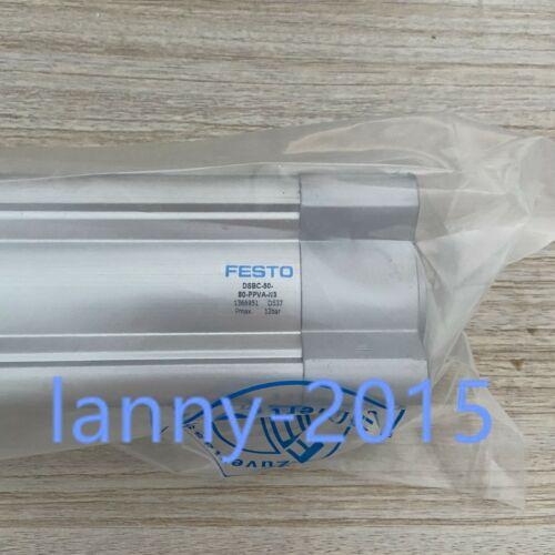1pc New Festo Dsbc-50-80-ppva-n3(1366951)