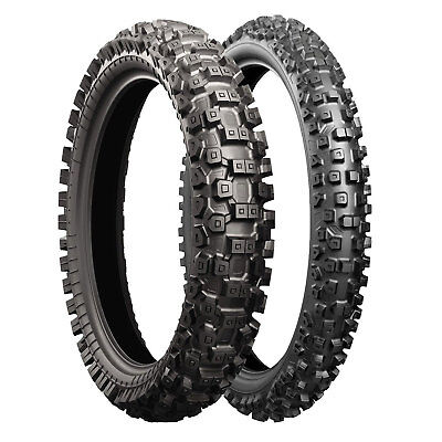 Bridgestone 120/80 -19 63M TT NHS X30 BATTLECROSS Motocross MX Rear Tyre