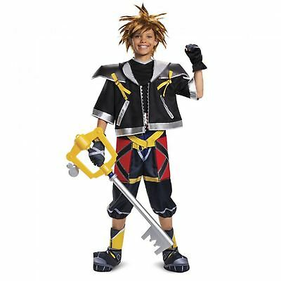 Teen Boys Disney Kingdom Hearts Sora Cosplay Halloween - Halloween Kostüme Teen Boys