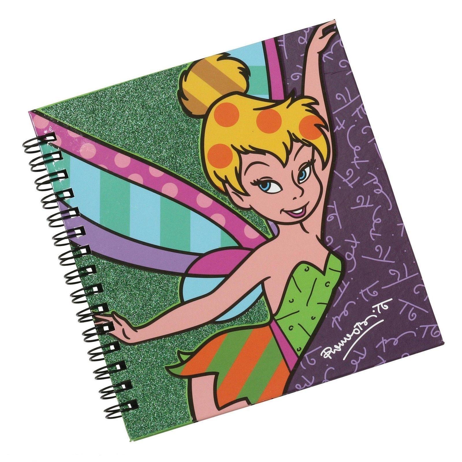Tinker Bell Notebook