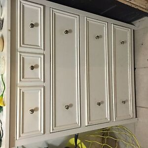 Wardrobe and bedside tables Tighes Hill Newcastle Area Preview