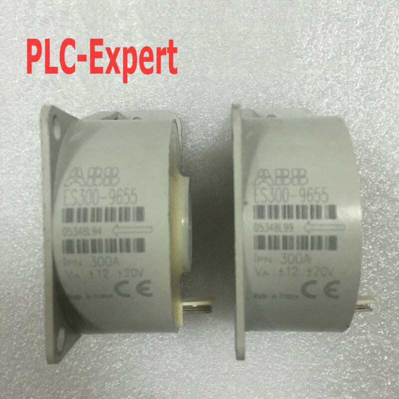 1PC USED ABB  Current Transducer ES300-9655 IPN 300A Tested It In Good Condition