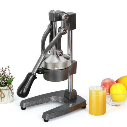 3 Pcs Fruit Lemon Squeezer Gray Hand Press Commercial Pro Manual Juice Press Home & Garden