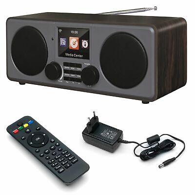 Internetradio DAB Radio XORO DAB 600 IR WLAN Internet Web USB MP3 Wifi