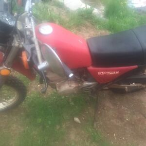 250cc Street&trail with papers