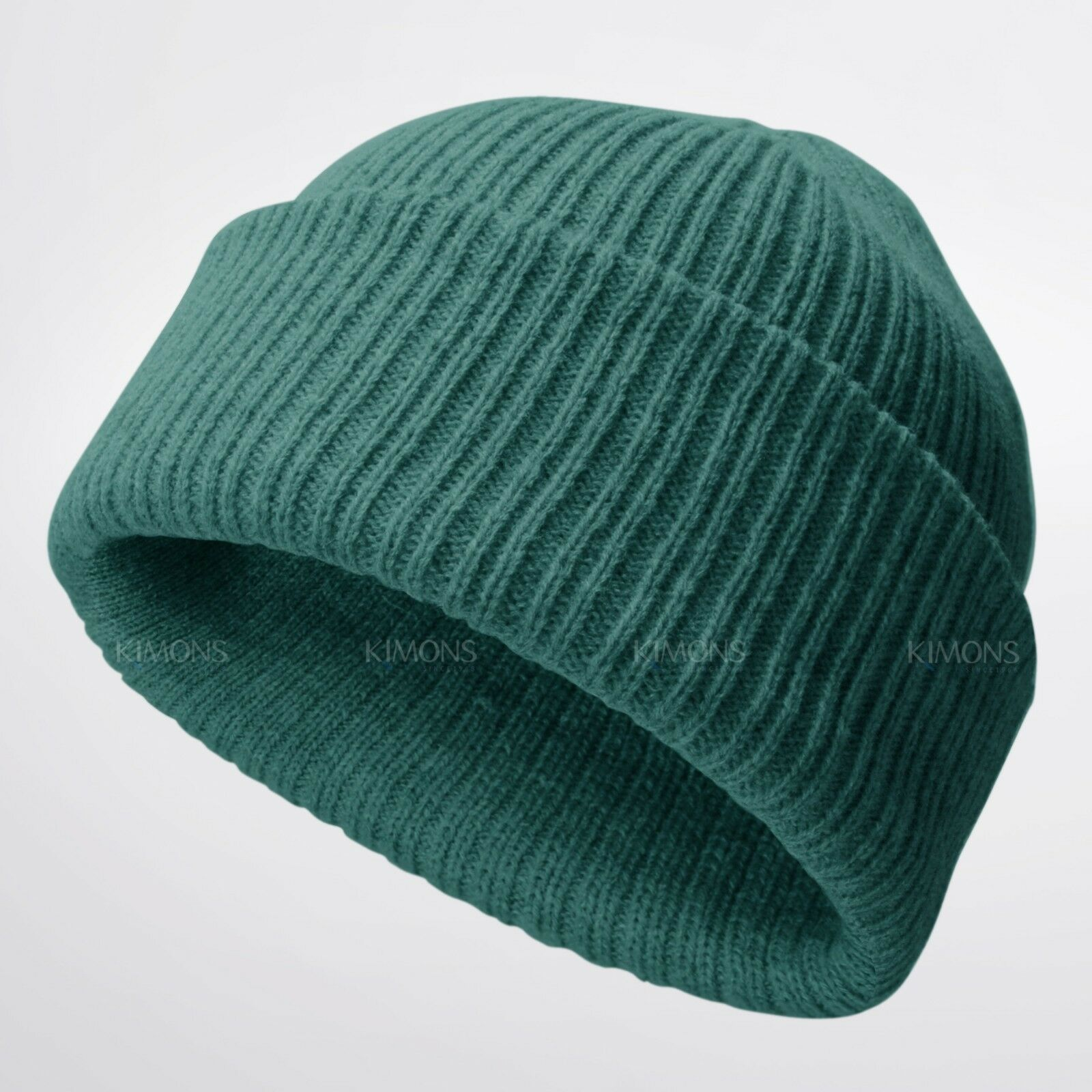 1392f8b76ef8c5 ... Warm Solid Color Winter Ribbed Thick Beanie Plain Knit Cuff Ski Cap  Skull Hat Warm Solid Color Winter Ribbed Thick Beanie Plain Knit Cuff Ski  Cap Skull ...
