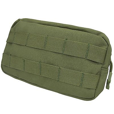 New CONDOR MA8 Tactical MOLLE Utility Pouch PALS Modular Accessory Bag OD Green