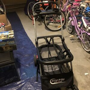 Babytrend snap and go stroller