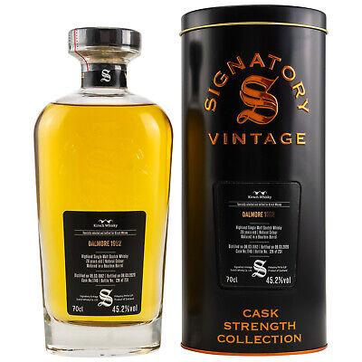 Dalmore 1992/2020 - 28 Jahre - Bourbon Barrel - Cask No: 1746