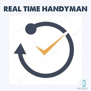 REAL TIME HANDYMAN - Servicing the North Shore