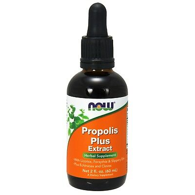 NOW Foods Propolis Plus Extract Vegetarian Liquid, 2 fl. oz. $13.99