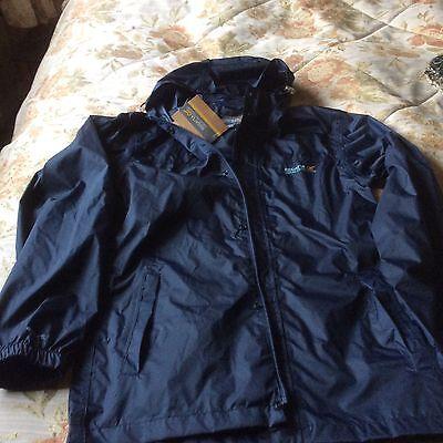 REGATTA waterproof hooded walking jacket UK XS