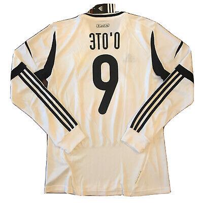 2012/13 Anzhi Makhachkala Third Jersey #9 Eto'o M Long Sleeve Player Issue NEW image