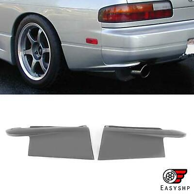 Fit 89 90 91 92 93 S13 240SX 180SX Silvia JDM Rear Valance O E Styles Coupe Only