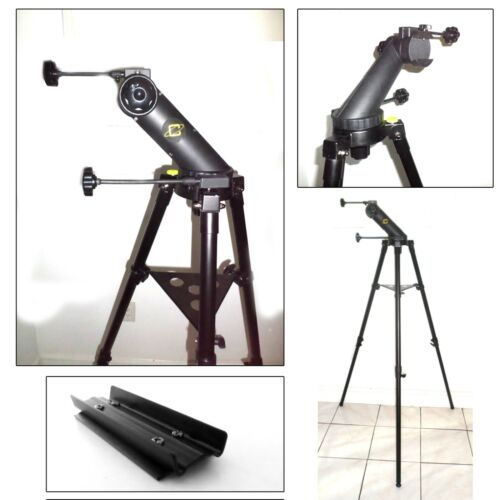 Universal Alt/Azimuth Tripod/Mount Combo with Tray and Dovetail hardware