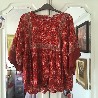Spell And The Gypsy Style Boho Top