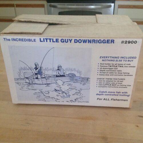 Little Guy Downrigger from WILLE