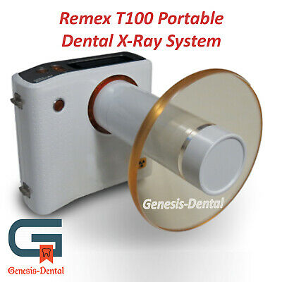 Portable Dental Handheld X-ray System Remex T100 Fda Approved High Tech New