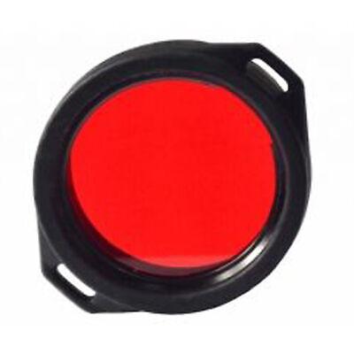 Armytek Filtro 24mm (Rojo) Para Partner Y Principal Linternas Eléctricas
