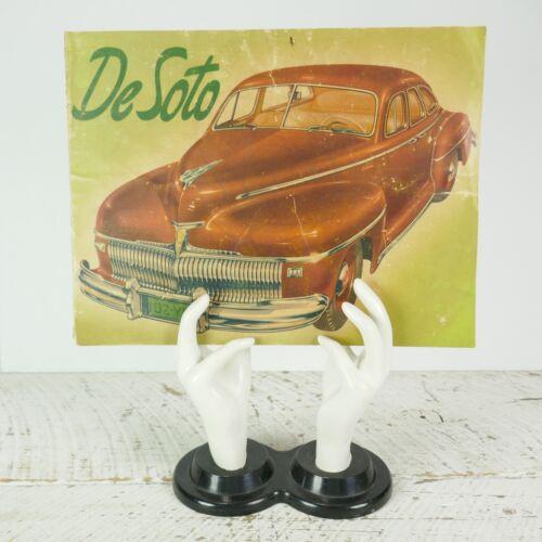Original 1942 De Soto Brochure CHRYSLER antique vintage car Original