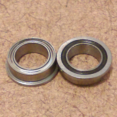 14 Inch Bore. One Radial Ball Bearing. Flanged. Lowest Friction Bearing.