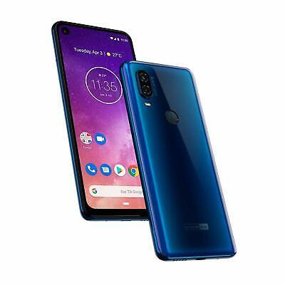 Motorola Moto One Vision XT1970-1 DUOS Unlocked GSM Phone -