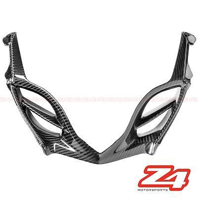 2009-2016 Suzuki GSX-R 1000 Lower Nose Air Intake Cover Ram Fairing Carbon -