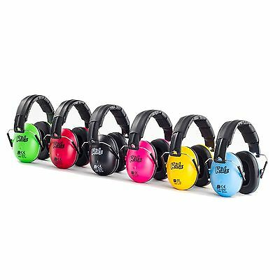 EDZ Adjustable Kidz Children's/Child/Kids/Toddler/Baby Ear Defenders/Protectors
