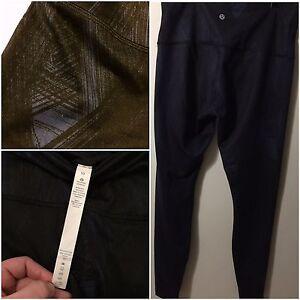 Size 10 - Hi-rise Lululemon Wunder Under Pants
