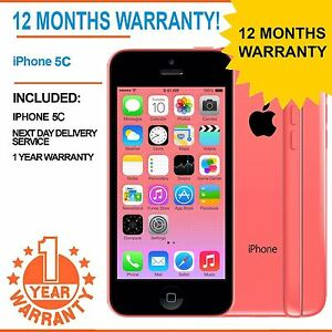 iphone 5c virgin mobile apple iphone 5c 8gb ee t mobile orange pink ebay 14711