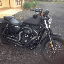 2010 Harley Davidson Iron 883 Kew Boroondara Area Preview