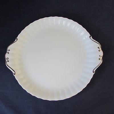 Royal Albert Bone China CHANTILLY Cake Plate Chantilly Bone China