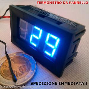 TERMOMETRO-DIGITALE-DA-PANNELLO-LED-BLU-30-70-DC-auto-moto-camper-nautica