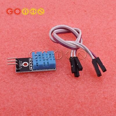 10pcs Arduino Dht11 Temperature And Relative Humidity Sensor Module