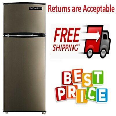 Thomson 7.5 cu. ft Top-Freezer Refrigerator