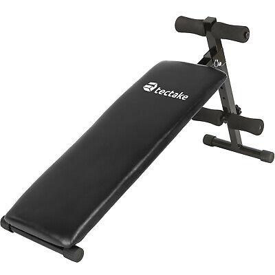Banc de musculation pour abdominaux appareil de fitness sport pliable