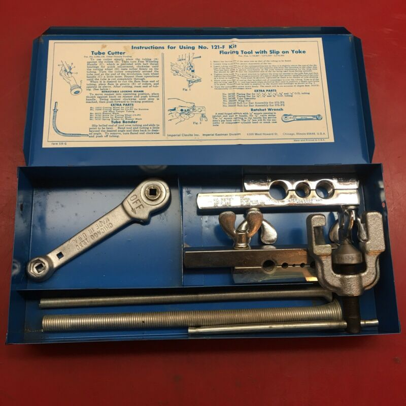 imperial eastman 121-F flaring tool