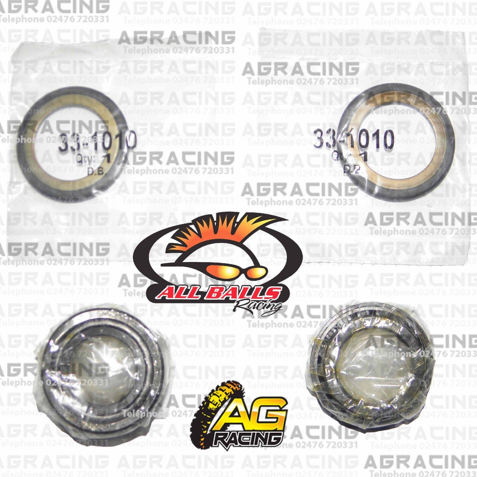 All Balls Steering Stem Headstock Bearing Kit For Honda Mt 125 Dirt Bike Elsinore 1975