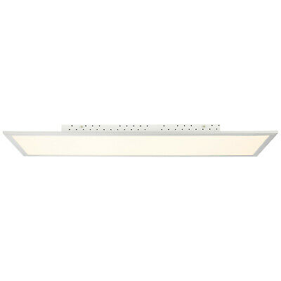 2000 Flat Panel (LED Panel Decken Leuchte FLAT alu weiß 5000 lm CCT dimmbar Fernbedienung B-Ware)