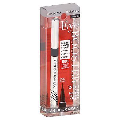 Physicians Formula Eye Booster 2 In 1 Lash Boosting Eyeliner 7365 Ultra Black
