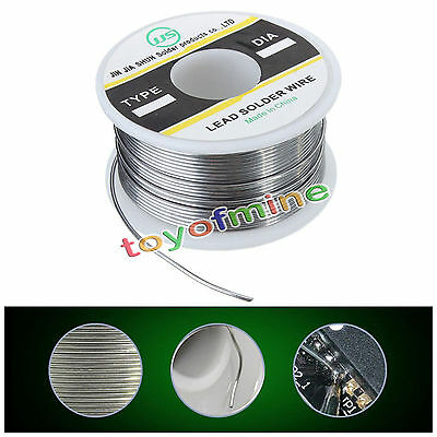 100g 1mm 6040 Flux Reeltube Tin Lead Rosin Core Soldering Wire Welding Iron
