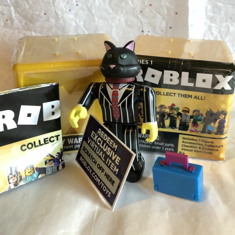 Roblox Rockstar Celebrity Gold Series 1 Mystery 3 Toys - New Roblox Celebrity Gold Series 1 2 3 Mystery Box Action Figures