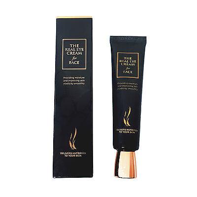 AHC The Real Eye Cream For Face 30 mL Eye Treatment Facial Skincare Elasticity