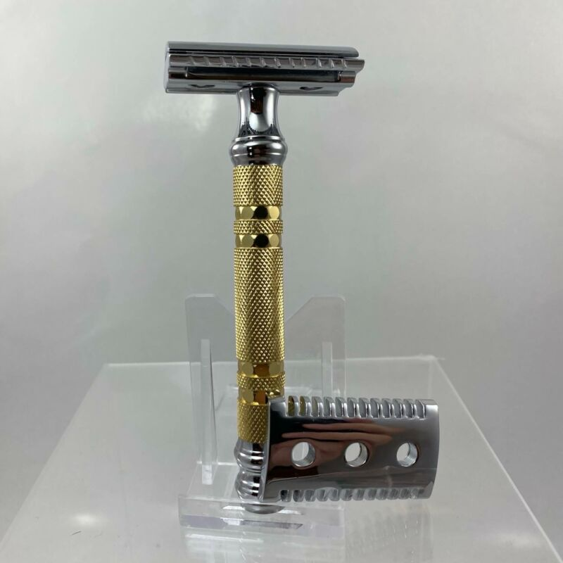 Parker 69CR Convertible Double-Edge Safety Razor (Pre-Owned)