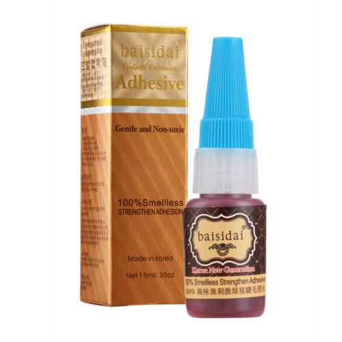 Pro Eyelash Extension False Eye Lashes Smellless Black Glue