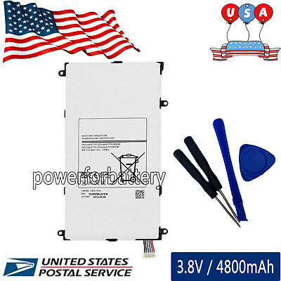 Battery For Samsung GALAXY Tab Pro 8.4 SM-T320 SM-T321 SM-T325 ( 4G/LTE & WIFI ) (Samsung Galaxy Tab Pro 4g Lte)