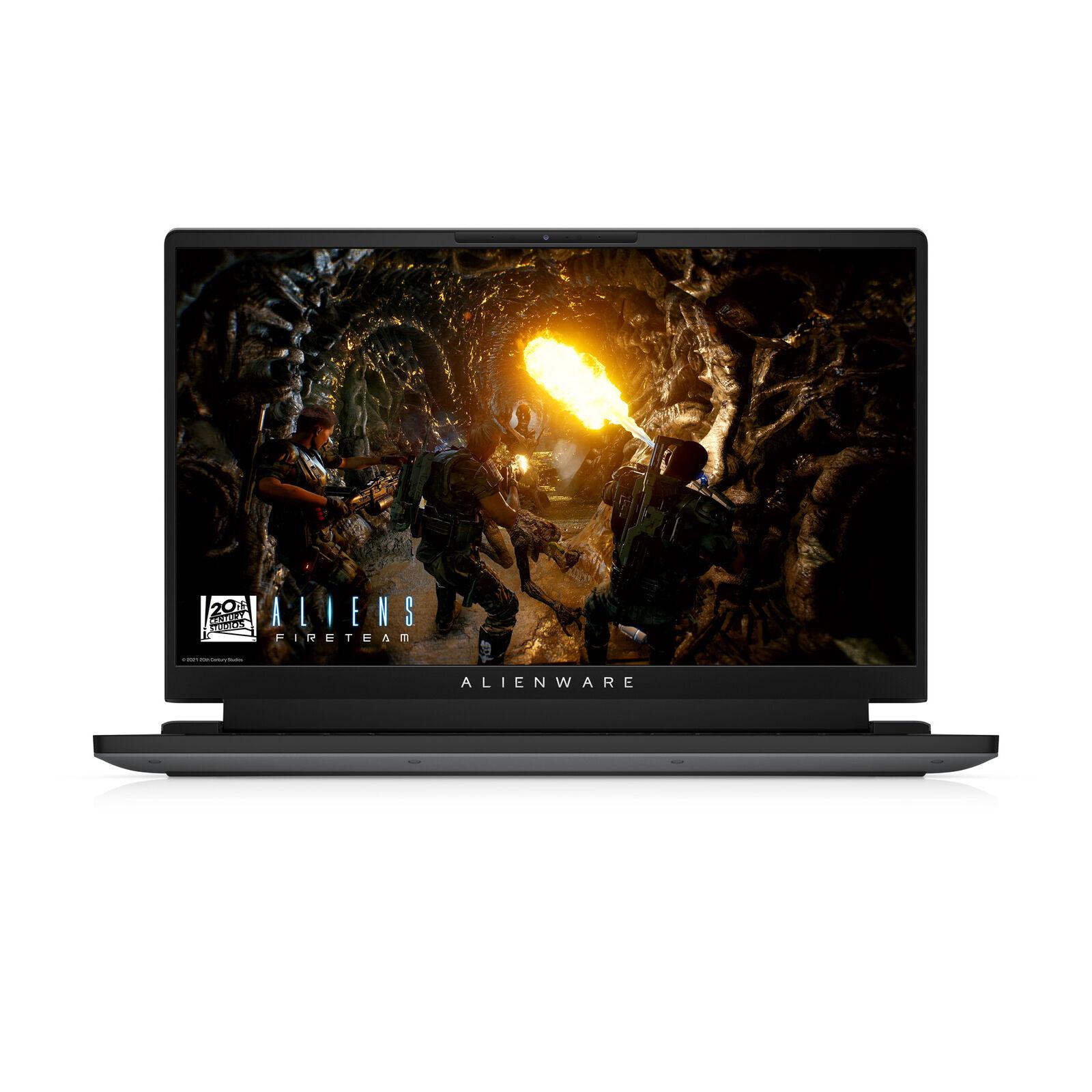 """Alienware M15 R6 Laptop 15.6"""" FHD Intel i5 NVIDIA RTX 3060 256GB SSD 8GB RAM"""