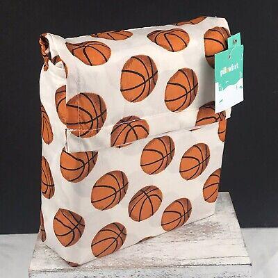 Basketball Twin Sheet Set - Kids Sports Bedding for Boys Girls by Pillowfort Sports Bed Boys Bedding