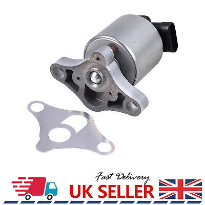 EGR Valve 55215031 For VAUXHALL OPEL ORSA ASTRA G ZAFIRA 1.4 1.6 1.8 With Gasket